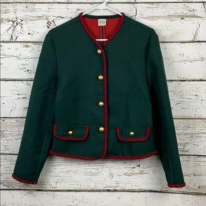 UNITED COLORS OF BENETTON Wool Jacket